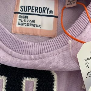 Superdry Sweaters - New! Superdry sweat shirt XS (US 4)